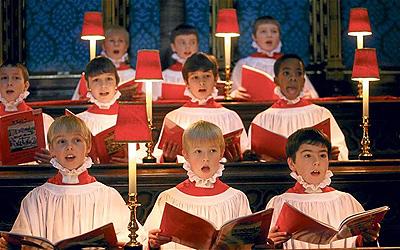 การทำมิสซาเที่ยงคืน วันคริสต์มาส